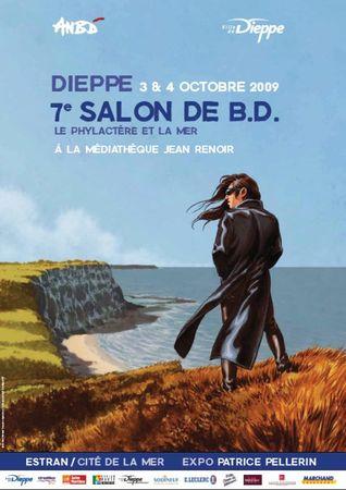 Salon de la BD à dieppe 42092110