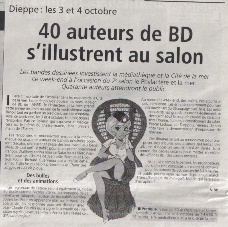 Salon de la BD à dieppe Bd10