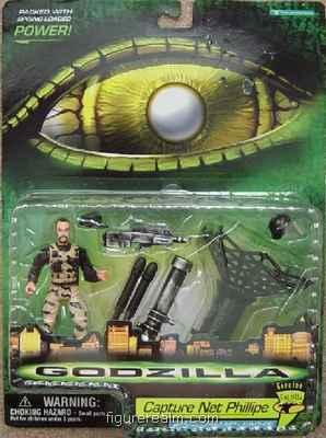 "figurines ""Godzilla"" 1998 God10"