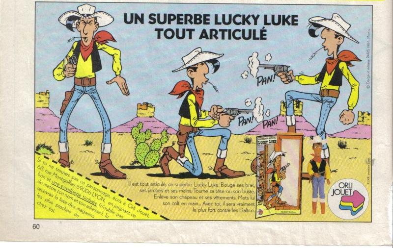 Pub Lucky Luke Pub2510