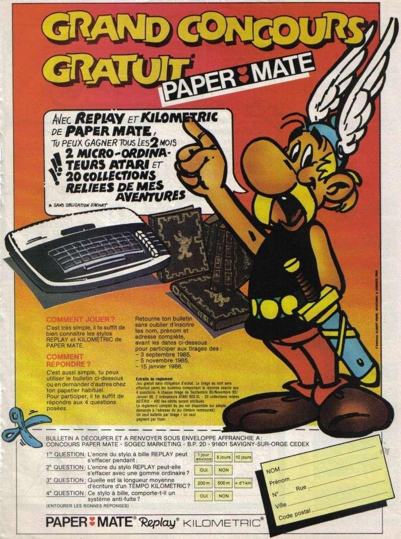 Pubs avec Asterix Pub2910