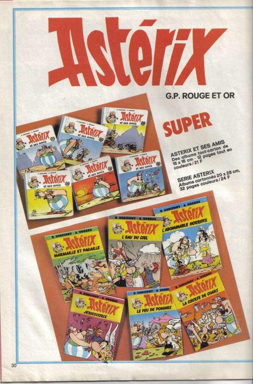 Pubs avec Asterix Pub3210