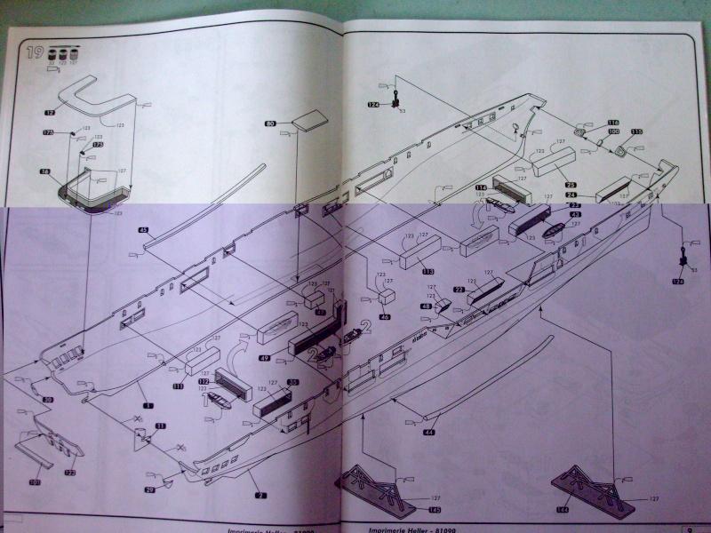[Heller] Arromanche  / HMS Collossus au 400 eme S7305224