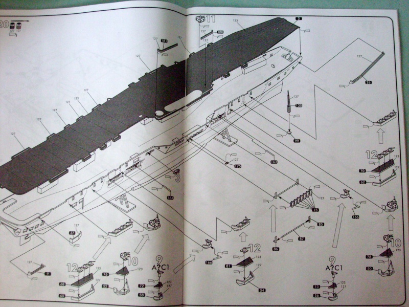 [Heller] Arromanche  / HMS Collossus au 400 eme S7305225