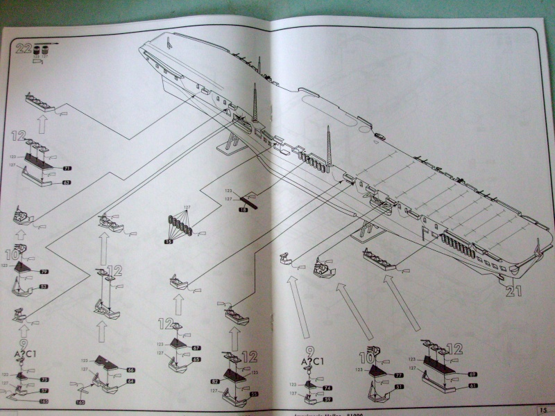 [Heller] Arromanches /hms Colossus au 400eme S7305227