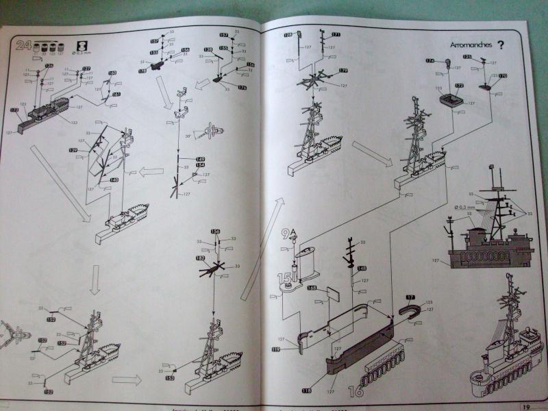 [Heller] Arromanches /hms Colossus au 400eme S7305229