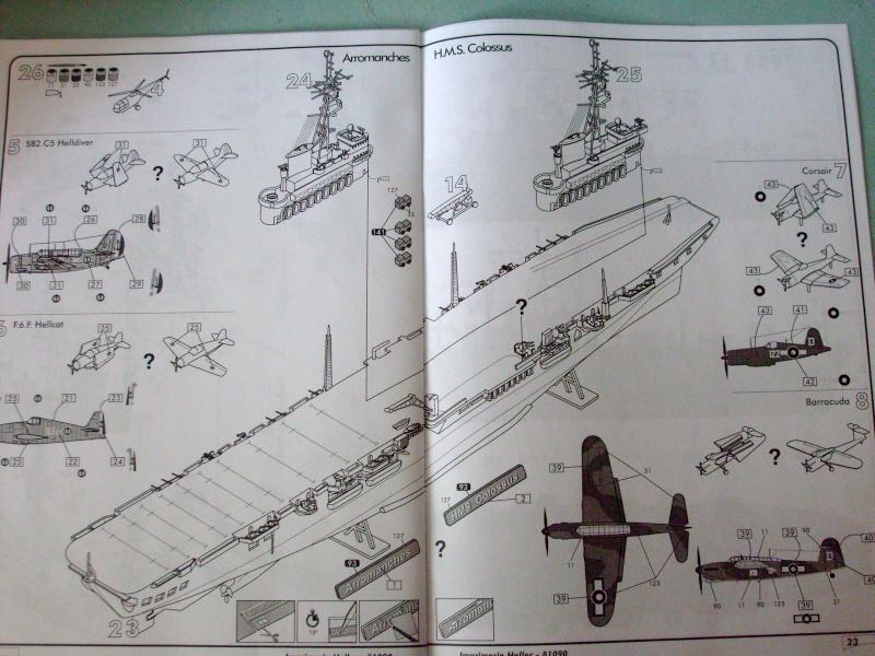 [Heller] Arromanche  / HMS Collossus au 400 eme S7305231