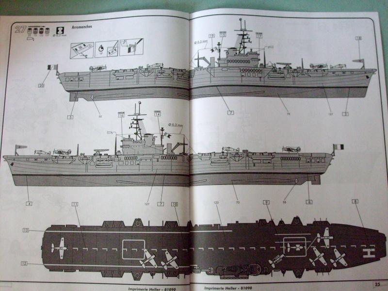 [Heller] Arromanche  / HMS Collossus au 400 eme S7305232