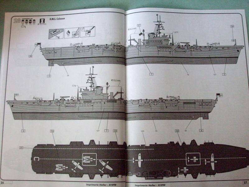 [Heller] Arromanche  / HMS Collossus au 400 eme S7305233