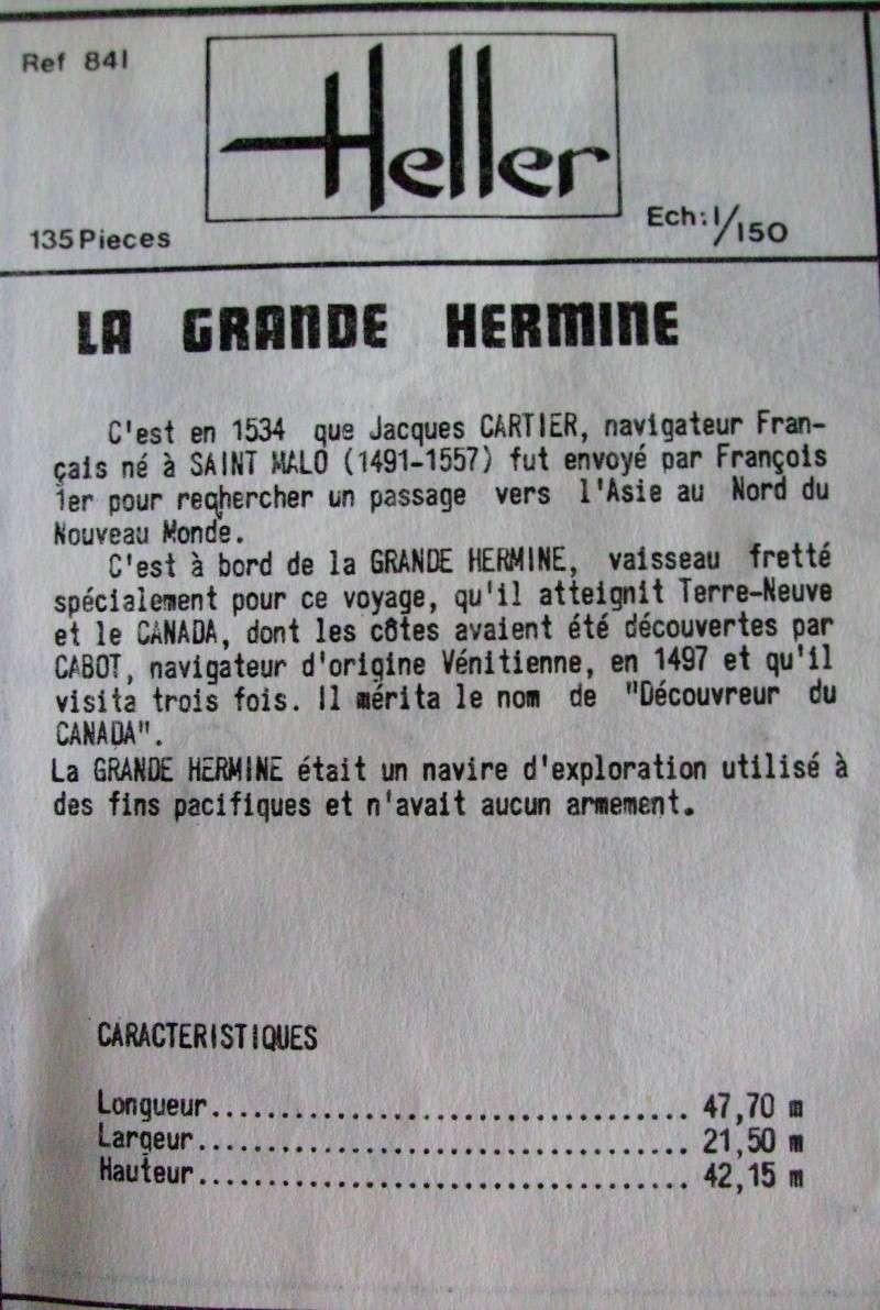 [Heller] La grande Hermine 1/150eme S7305470