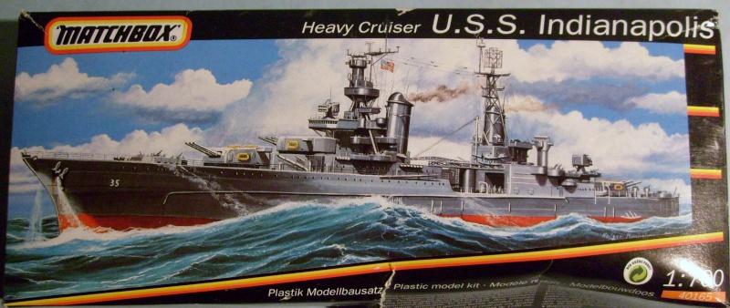 [Matchbox] USS Indianapolis et USS San Diégo au 700eme S7306535
