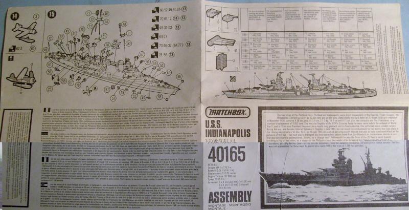 [Matchbox] USS Indianapolis et USS San Diégo au 700eme S7306537
