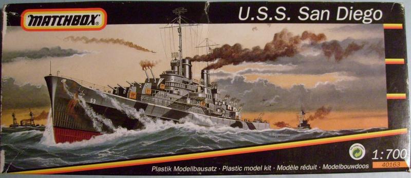 [Matchbox] USS Indianapolis et USS San Diégo au 700eme S7306539