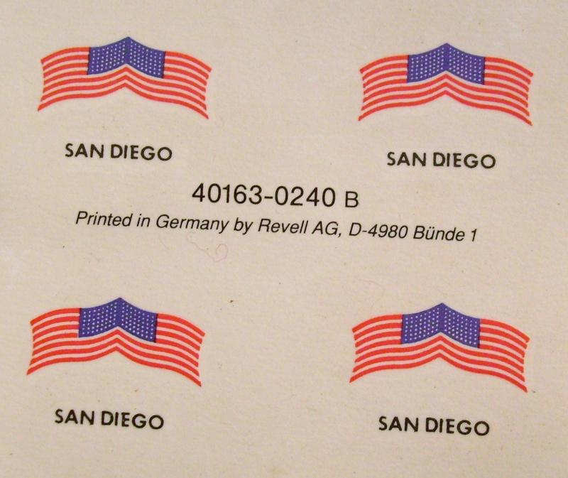 [Matchbox] USS Indianapolis et USS San Diégo au 700eme S7306545