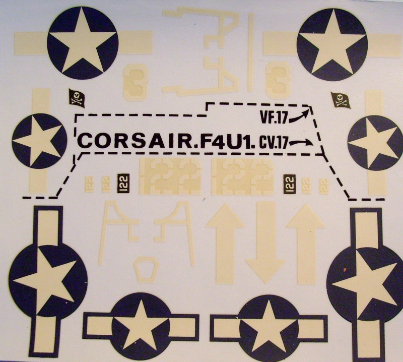 [HELLER] VOUGHT F4U 1 CORSAIR Réf 80275 S7306763
