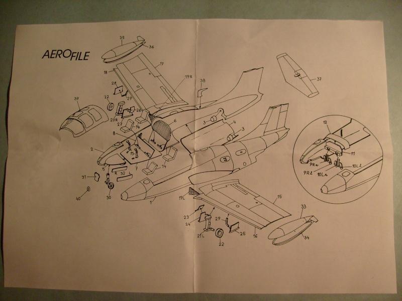 [AEROFILE] MORANE SAULNIER MS 760 PARIS 1/72ème Réf ?  S7306847