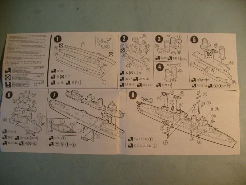 [MATCHBOX] Destroyer DD 445 USS FLETCHER 1/700ème Réf PK63 S7306888