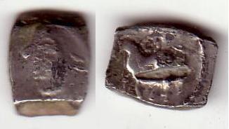 Bronze au trépied (Longostalètes) [WM n° 4267] Drachm10