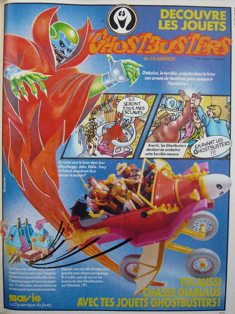 Ghostbusters Filmation (Savie/Schaper/Comansi) 1986 Ghostf10