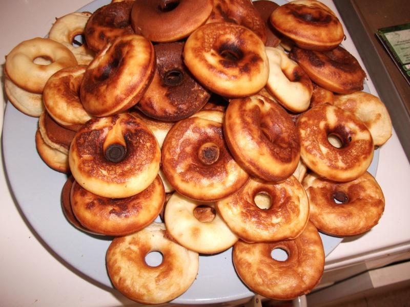 Donuts à la Vanille et Cannelle Photo_29