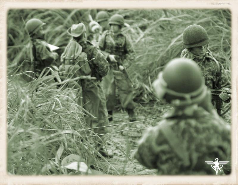 Patrouille en jungle 1/6 Noir_e19
