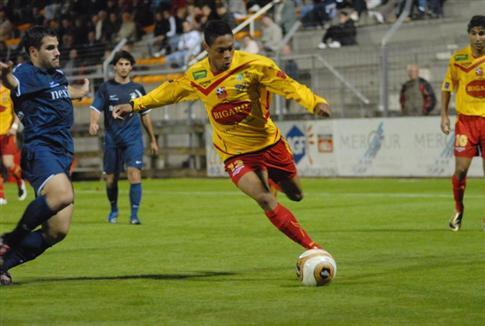 [11ème journée] Louhans-Cuiseaux - Paris FC Get31