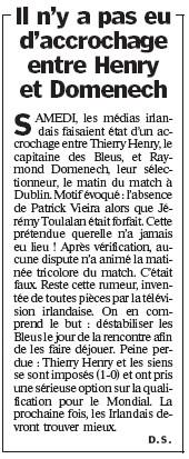 [Matchs de barrage] Eire - France {0-1} et France - Eire {1-1 ap} - Page 5 Lundi_12
