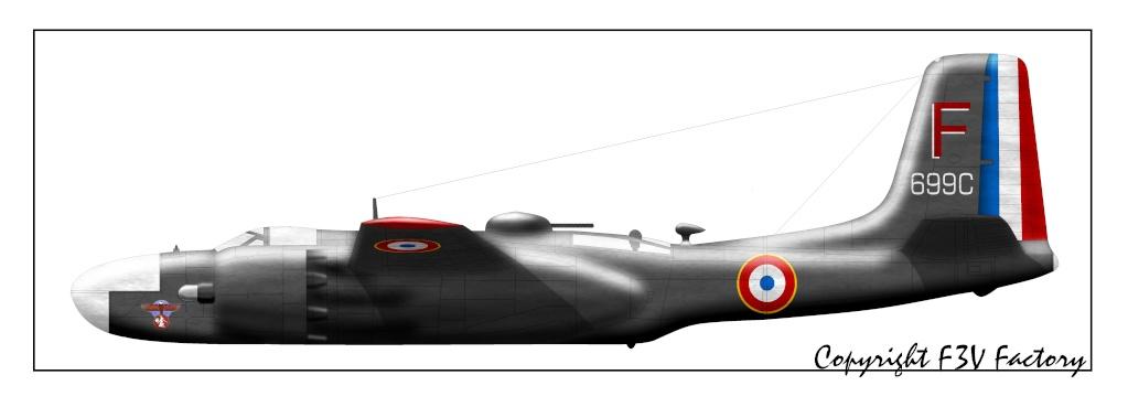 Douglas A-26 Invader A-26c110