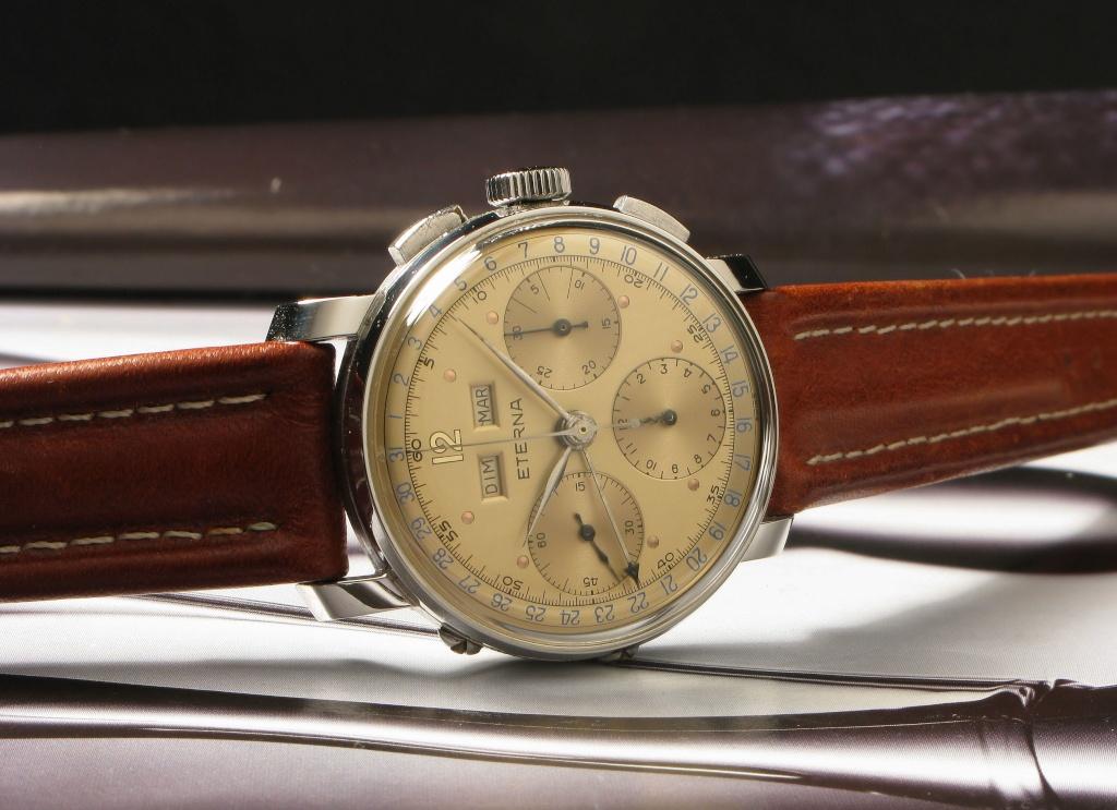 Chrono Eterna de 1953 à restaurer 410