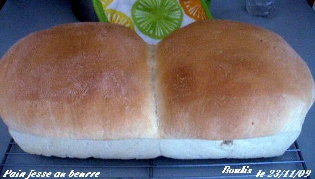 Pain au beurre   ( le meilleur pain de ménage ) P1110010