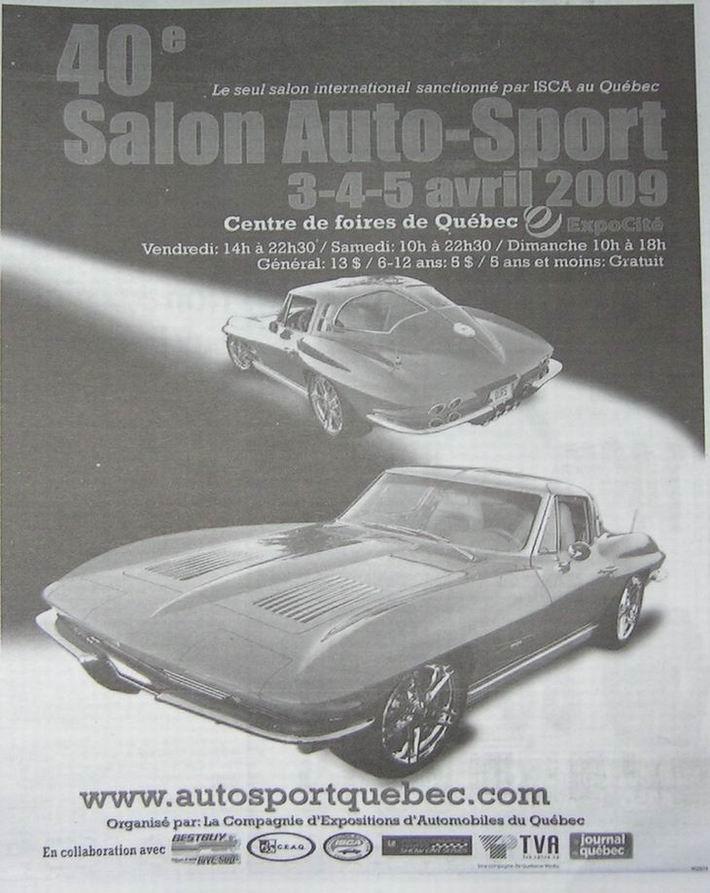40e Salon auto-sport de Québec Salon_10
