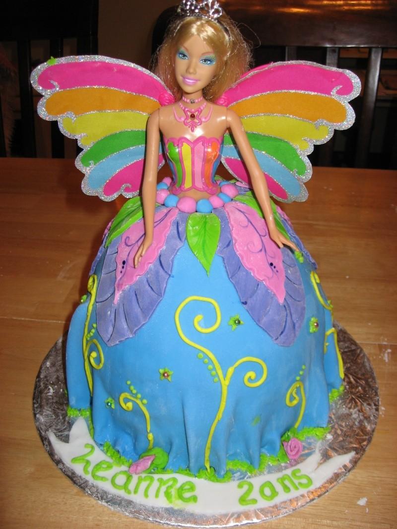 fées avec ou sans poupée et princesses SANS POUPEEE - Page 4 Gateau28