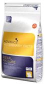 Base de données sur l'alimentation diététique vétérinaire pour chats insuffisants rénaux Advanc10