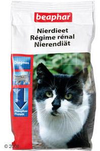 Base de données sur l'alimentation diététique vétérinaire pour chats insuffisants rénaux Bc10