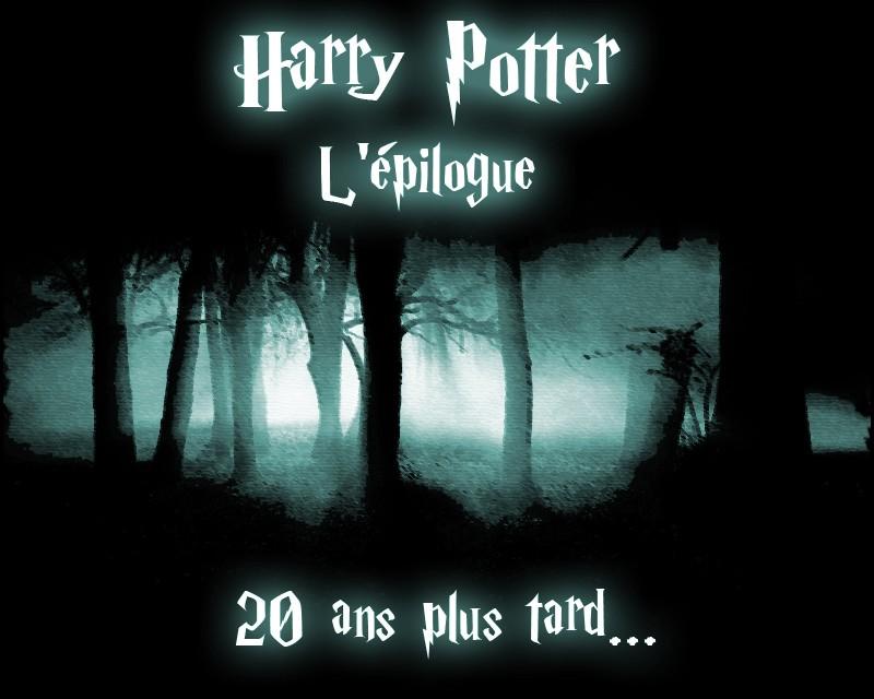 Harry Potter: L'épilogue