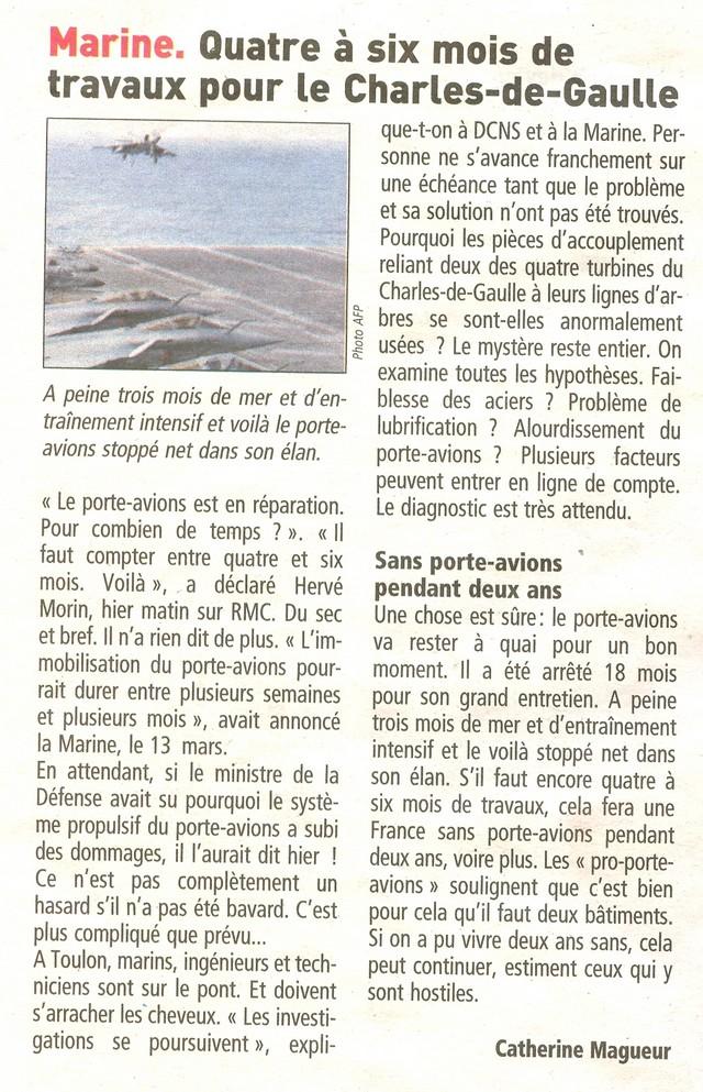 [ Porte-Avions Nucléaire ] Charles de Gaulle Tome 1 - Page 31 Cdg10