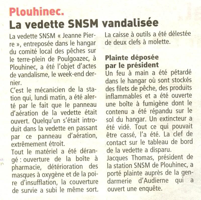 [ La S.N.S.M. ] SNSM AUDIERNE - Page 2 Numari54