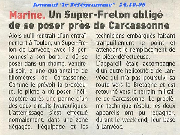 [Aéronavale divers] SUPER FRELON - Page 7 Super_10