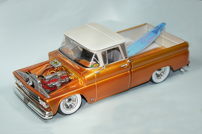 Custom chevy 60 pickup Dsc02937