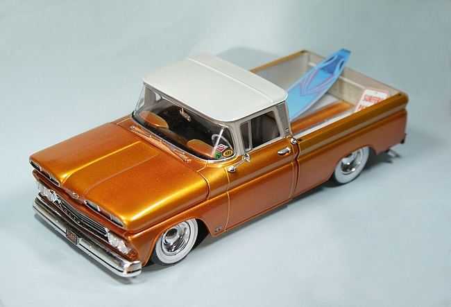 Custom chevy 60 pickup Dsc02940