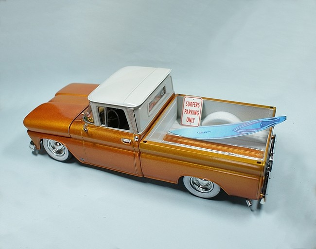 Custom chevy 60 pickup Dsc02941