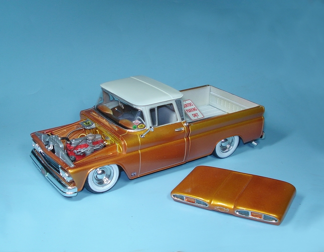 Custom chevy 60 pickup Dsc04712
