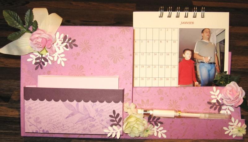 récap cadeaux 2009 Calend10