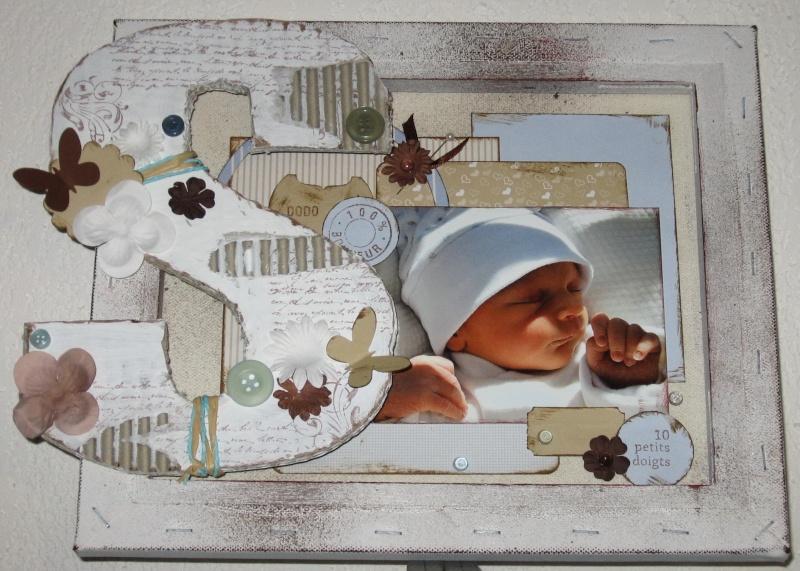 récap cadeaux 2009 Canvas10