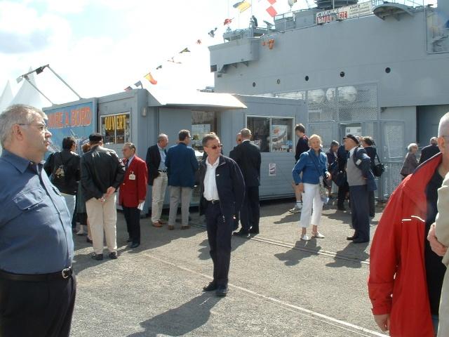 Le MAILLE-BREZE (ex escorteur d'escadre devenu Musée) Dscf0017