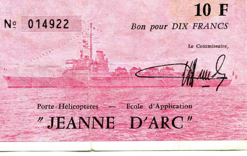 Porte-hélicoptères R97 Jeanne d'Arc - Page 3 Img04710