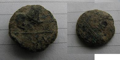 bronze Attalos au lion Atalos10
