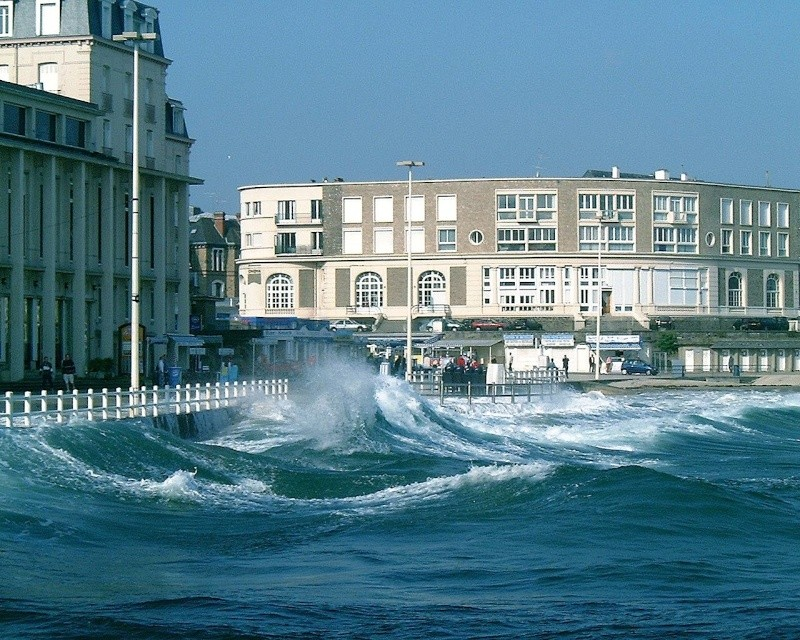 La grande marée à Dinard 210