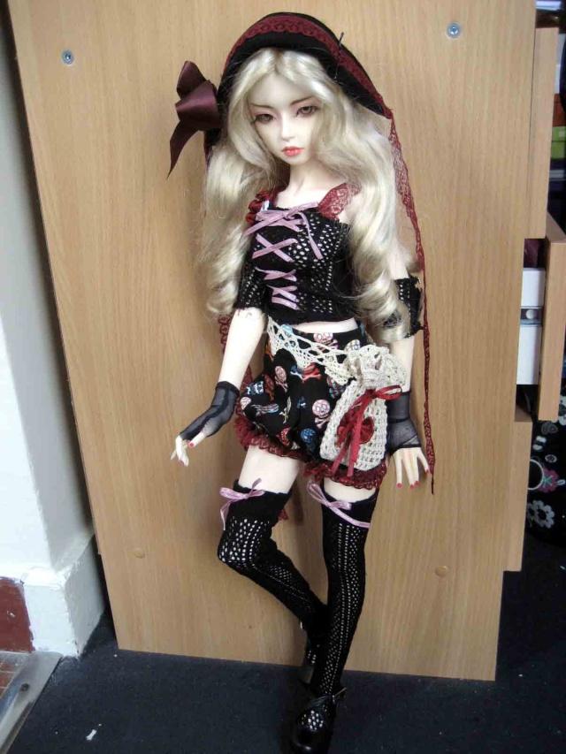 La couture d'Alice! Arkana19