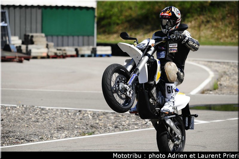 Test de l'Husaberg FS 570 (supermoto) 2010 00912